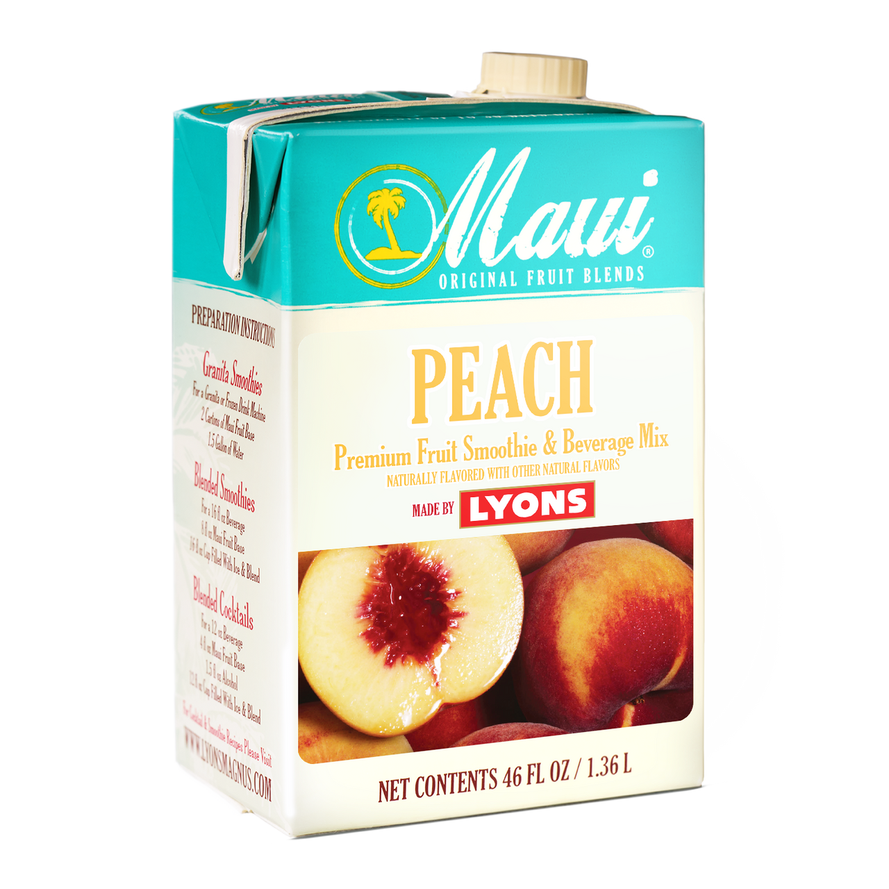 Peach Smoothie Mix