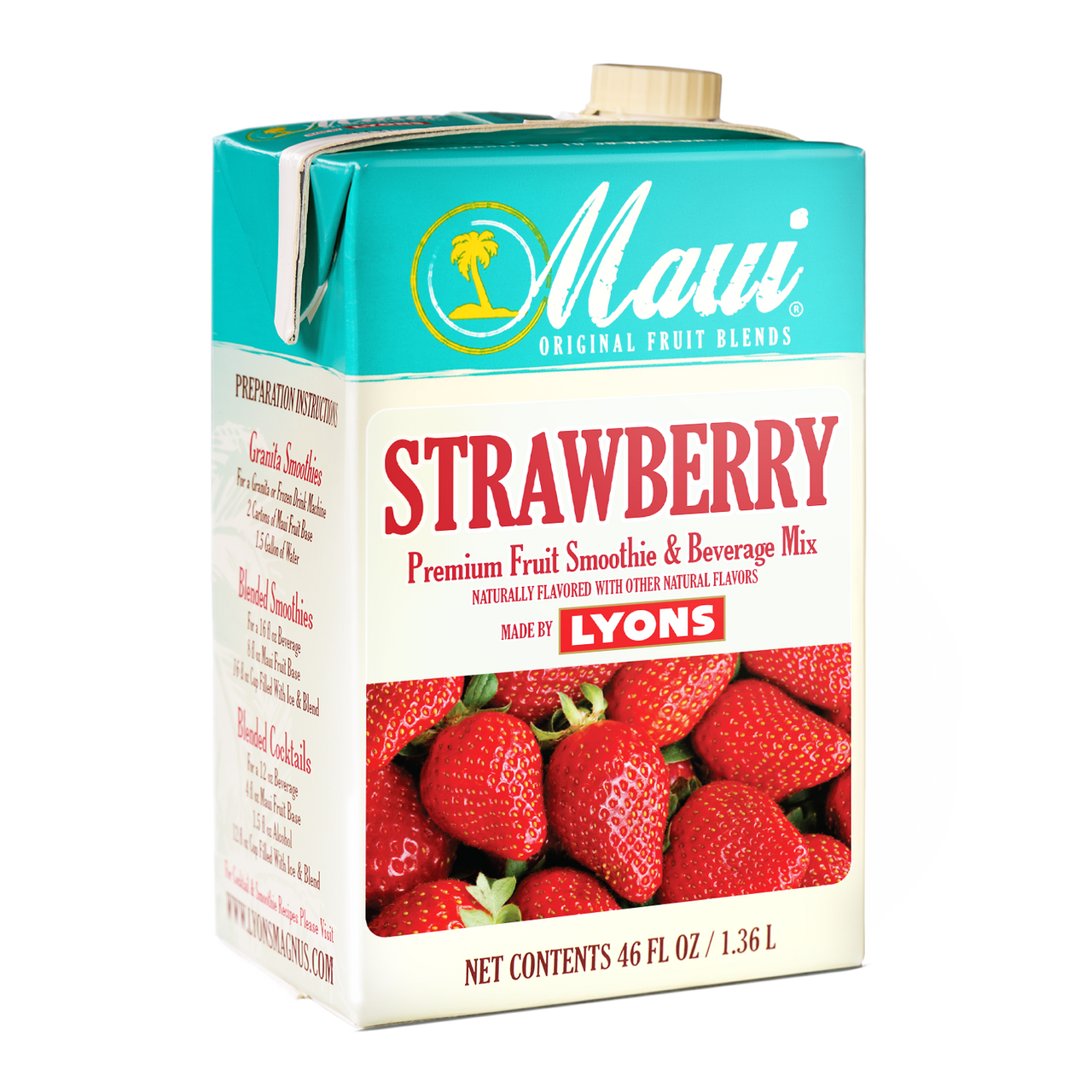 Strawberry Smoothie Mix