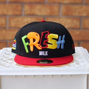 New Era x MILK Limited Edition Fitted Cap - Camo