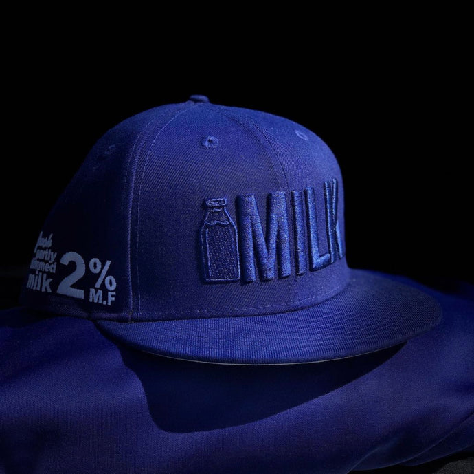 New Era x MILK - 2% MILK 5950