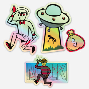 MILK Mystery Sticker Pack