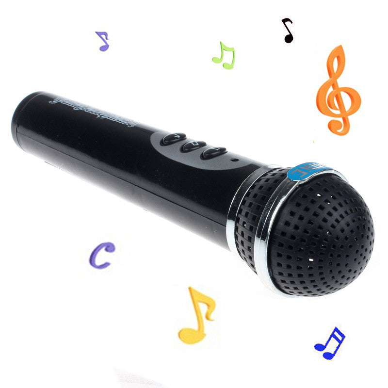 Girls Boys Microphone Mic Karaoke Singing Kid Funny Gift Music Toy BK