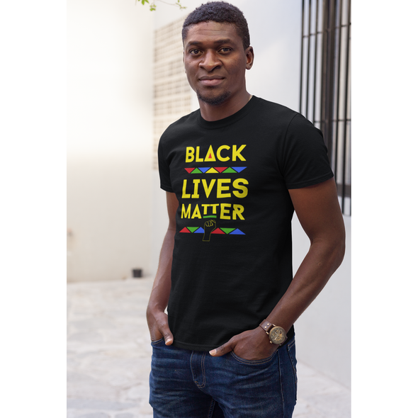 Black Lives Matter (T-Shirt) - Apparel By Bootleg Exclusive Design!