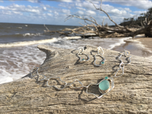 Ripples Sea Glass Necklace
