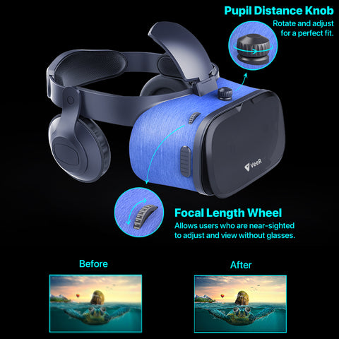 OASIS VR Headset Private Theater