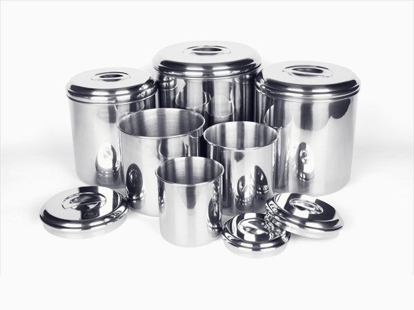 Stainless Steel Canister 6.9 QT