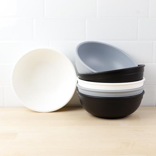6-pack 20oz Bowl Set Monochrome
