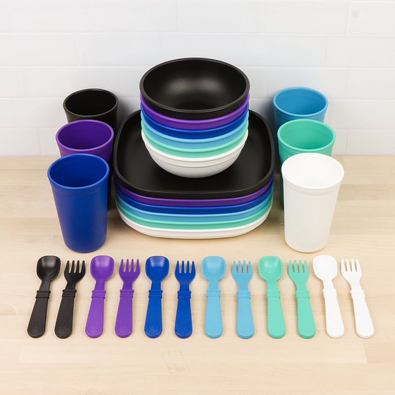 Big Kid Tableware Outer Space Collection