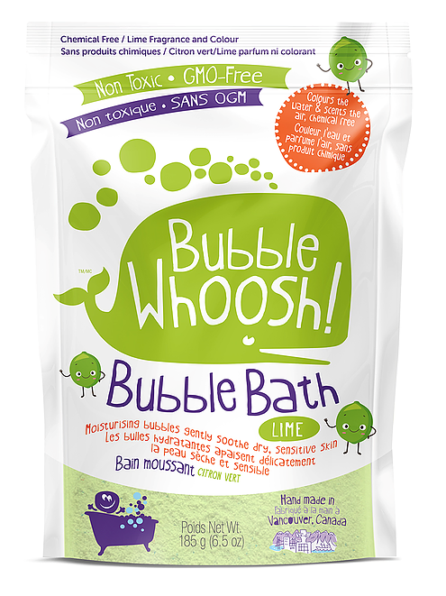 Bubble Whoosh LIME