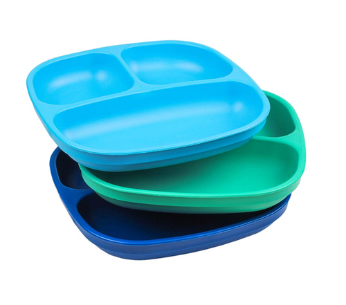 3 Pack Divided Plates