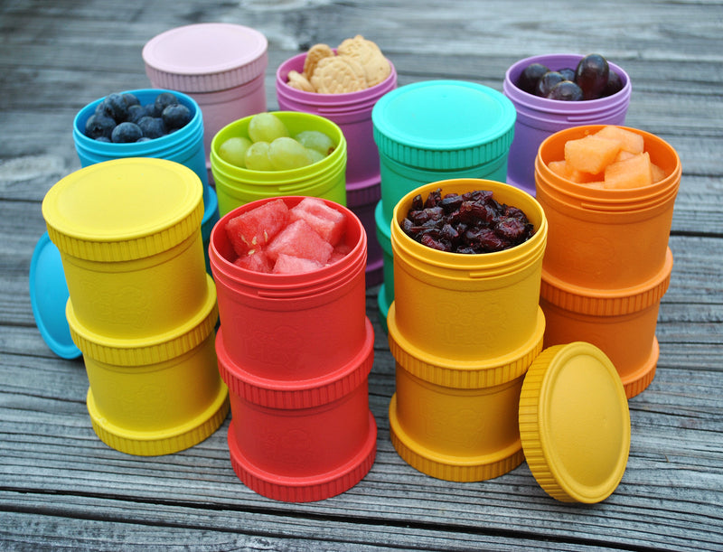 7 piece Snack Stack set