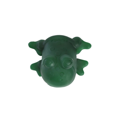 Fred the Green Rubber Frog