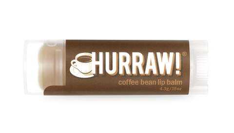 Coffee Bean Lip Balm