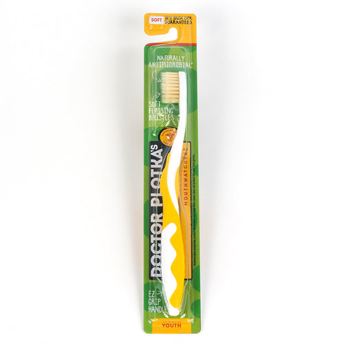 Youth Toothbrush Yellow