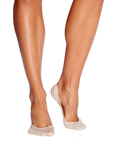 Women's Liner Socks Nude