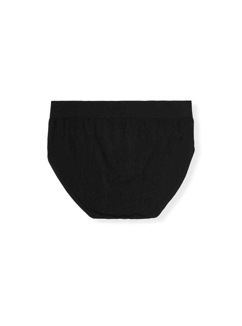 Mens Brief Black