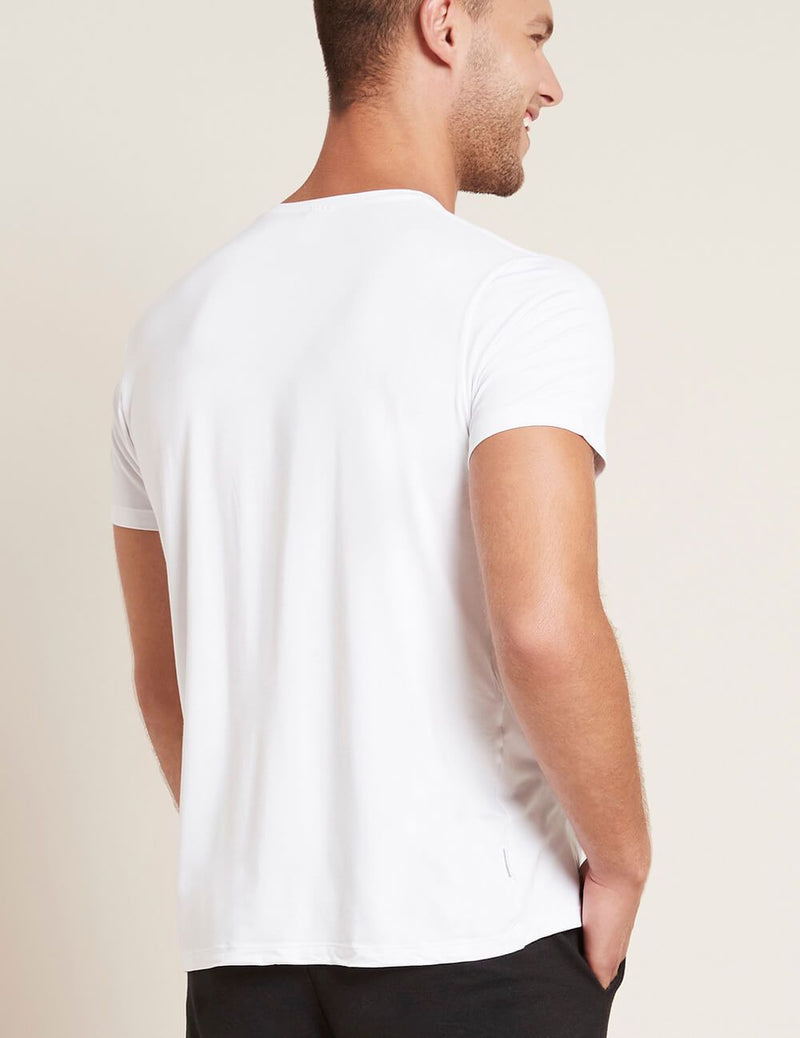 Crew Neck T-Shirt Mens White