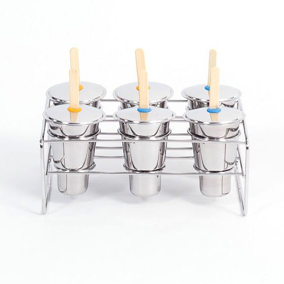 Babel Stainless Ice Pop Mold
