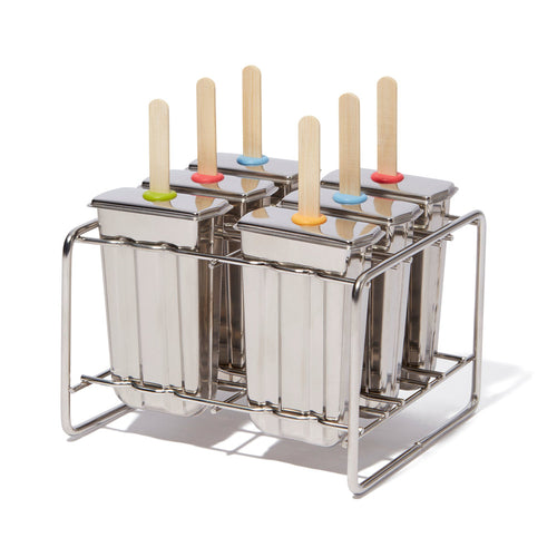 Paddle Stainless Ice Pop Mold