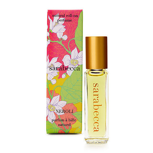 Neroli Natural Roll-On Perfume 7.5ml/0.25oz