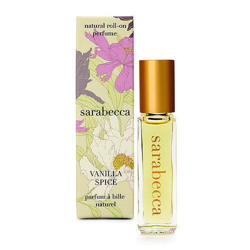 Vanilla Spice Natural Roll-On Perfume 7.5ml/0.25oz