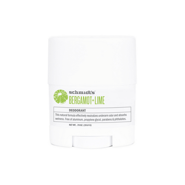 Bergamot & Lime Travel Size Deodorant Stick
