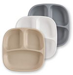 NATURALS 3 pack Divided Plate set
