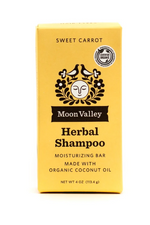 Herbal Shampoo Bar Sweet Carrot