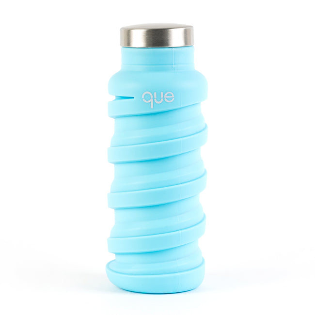 Que Bottle Blue (12 oz)