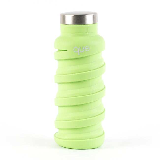 Que Bottle Green (12 oz)
