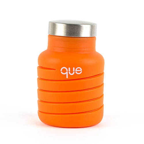 Que Bottle Orange (12 oz)