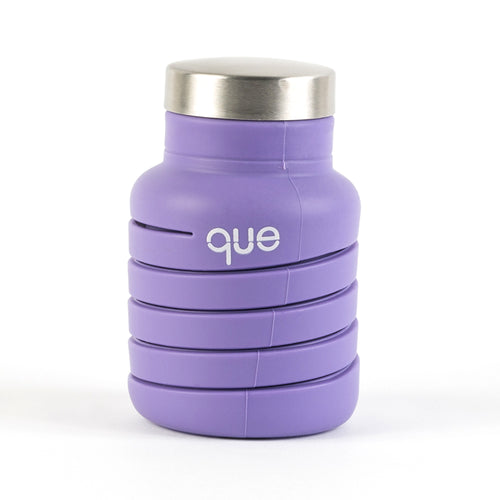 Que Bottle Purple (12 oz)
