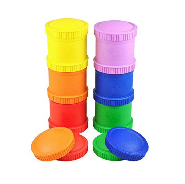 Snack Stack Cup Set of 6: Crayon Box Collection!
