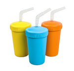 3 pack Straw Cups