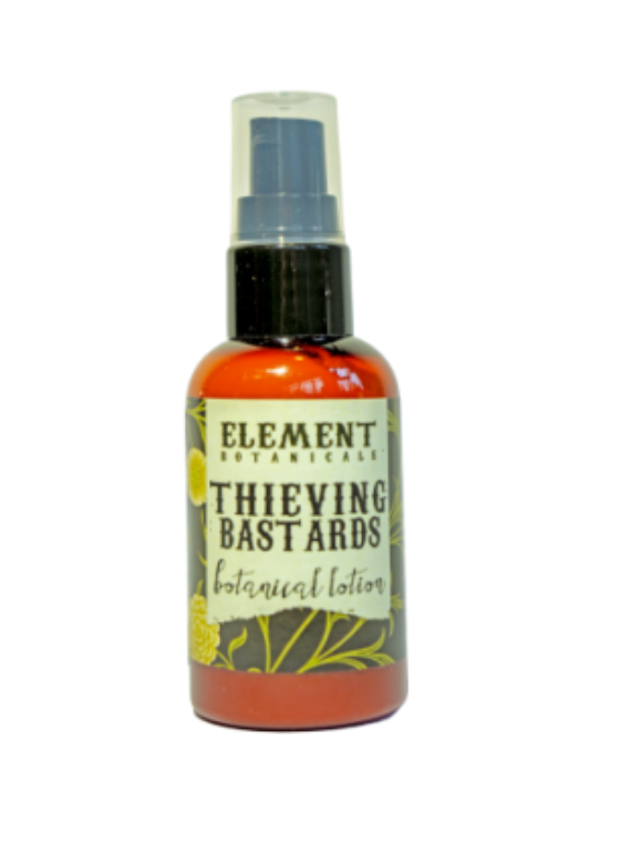 Thieving Bastards Botanical Lotion