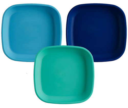 3 pack Flat Plates