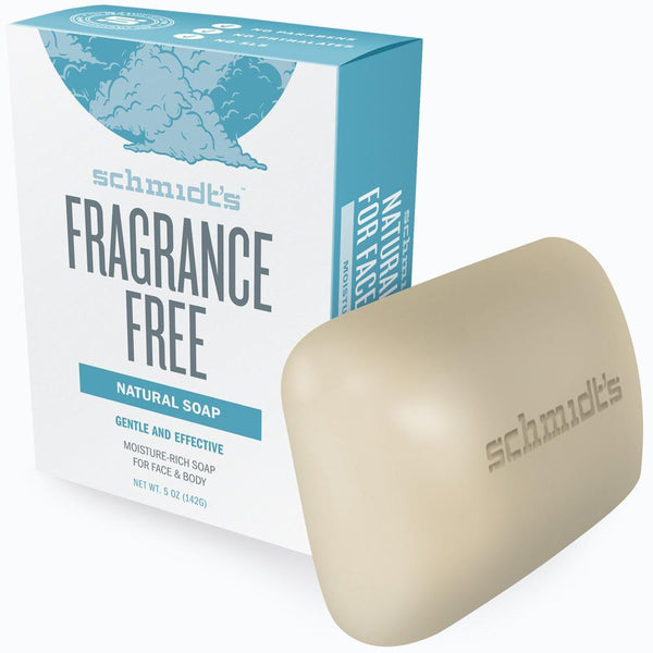 Bar Soap - Fragrance Free