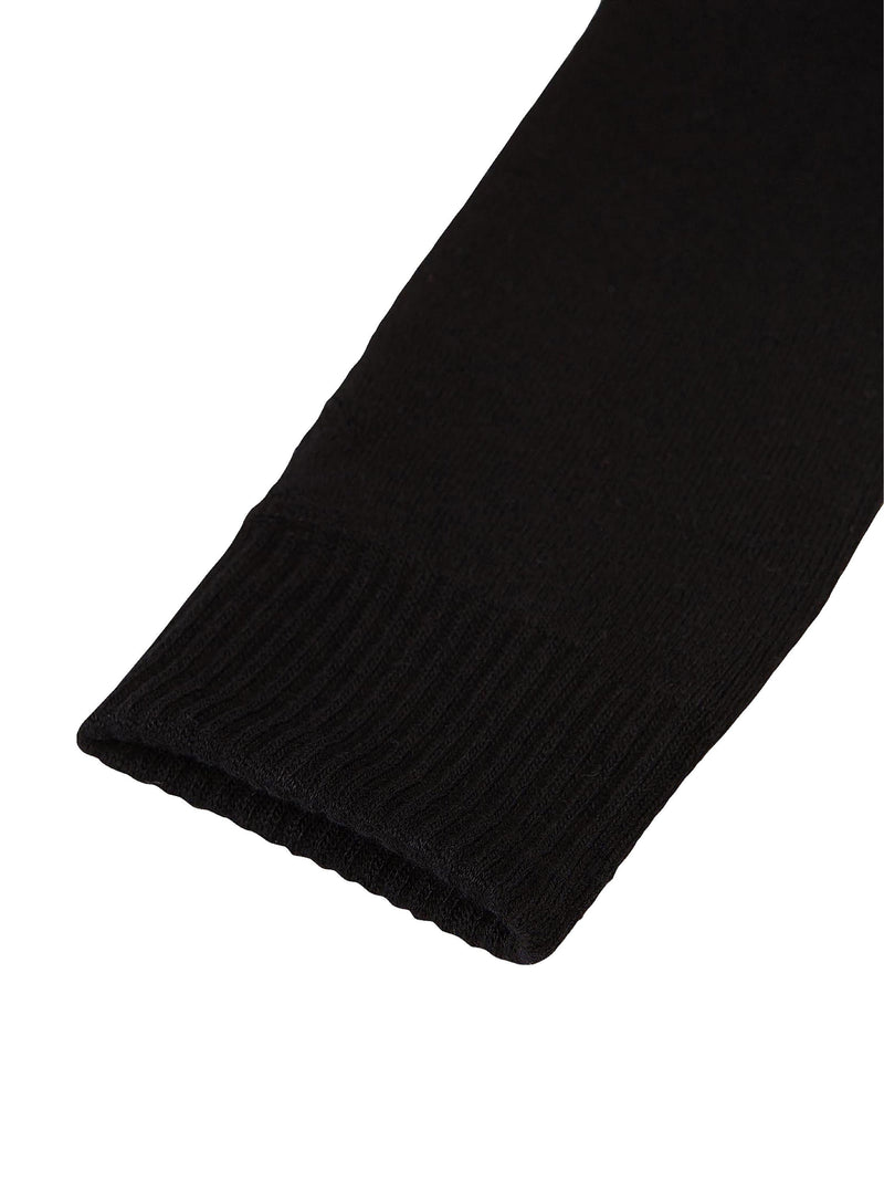 Men's Work Boot Socks Black