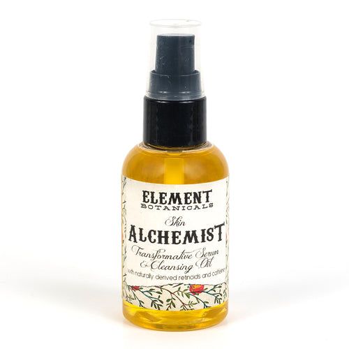 Skin Alchemist Serum and Cleansing Oil