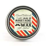 Man Up Moustache Wax