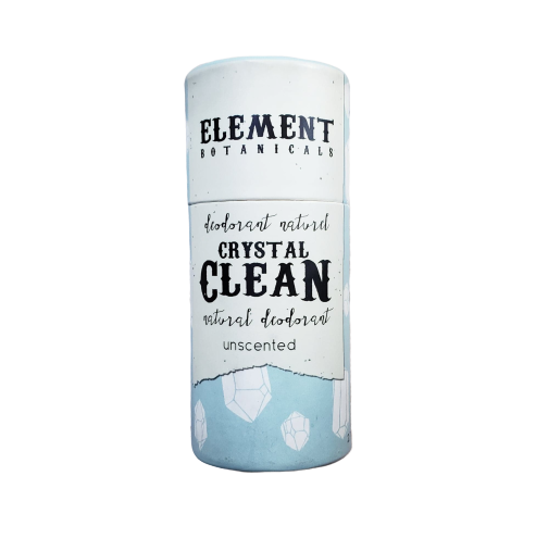 Crystal Clear Unscented Deodorant