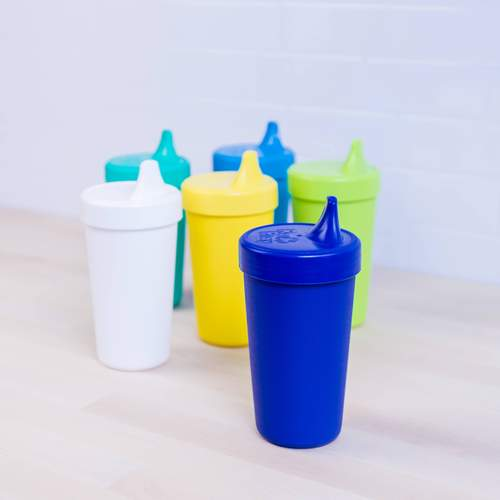 6 pack No-Spill Sippy Cup Bold Set