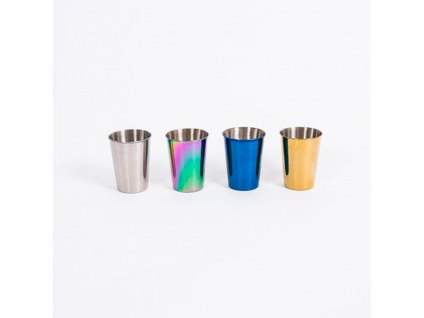 9 oz Stainless Steel Tumbler