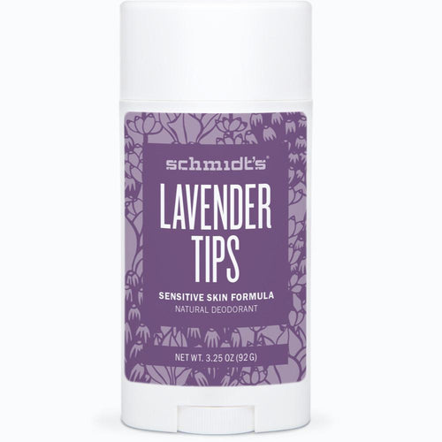 Lavender Sensitive Skin Deodorant Stick