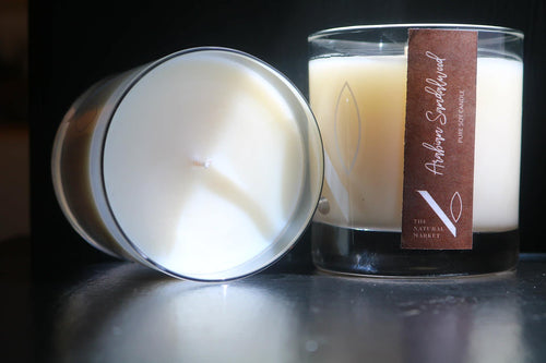 ARABIAN SANDALWOOD CANDLE