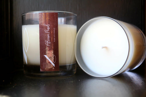 AFRICAN PEACH CANDLE