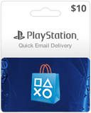 Playstation Network Card - $10 - Email Delivery - Dool-X IT Republic