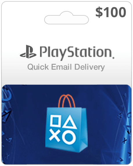Playstation Network Card - $100 - Email Delivery - Dool-X IT Republic