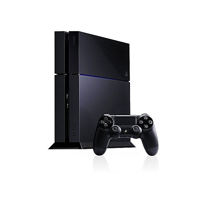 Sony Play Station 4 - Black 500GB Console - Dool-X IT Republic