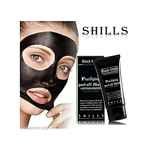 Face Purifying Peel Off Black Mask - Dool-X IT Republic